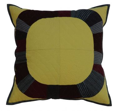 Single Girl Accent Pillow