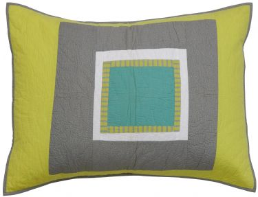 Pretty Square Pillow Sham