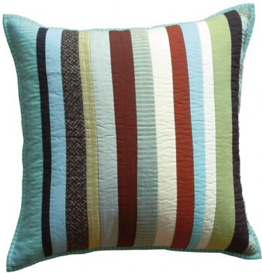 Spool Accent Pillow