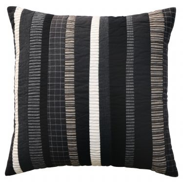DS Accent Pillow Collection Stripe Black