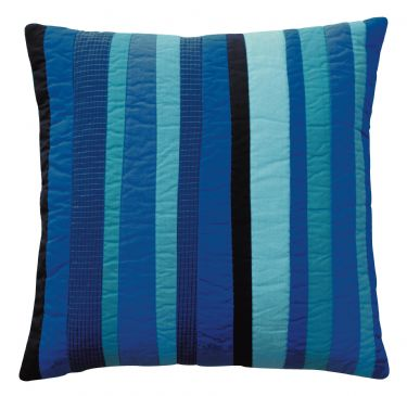DS Accent Pillow Collection Stripe Blue