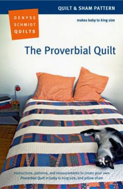 The Proverbial Quilt Pattern Packaging