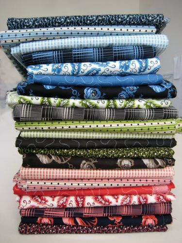 Greenfield Hill the fabrics!