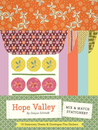 Hope Valley Mix & Match Stationery packaging