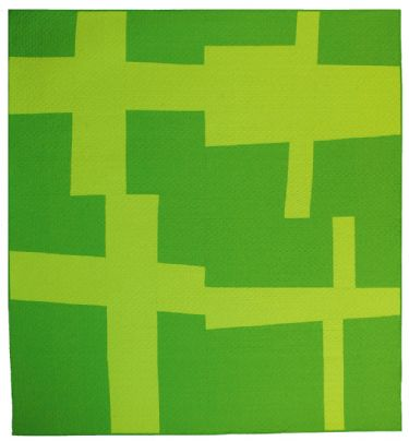 Santa Fe Series Four Crosses, lime, cactus