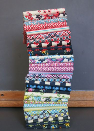 Shelburne Falls fat quarter bundle