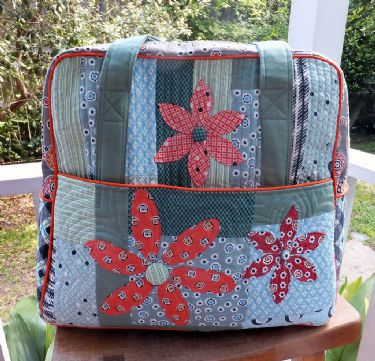 Florence Challenge Projects Travel Bag by Liz Pawlik