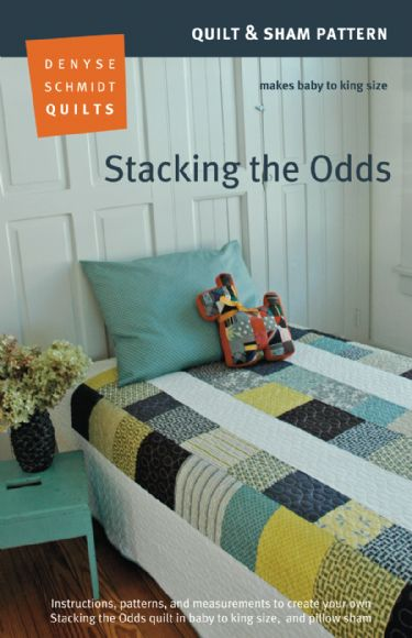 Hope Valley Stacking the Odds quilt pattern