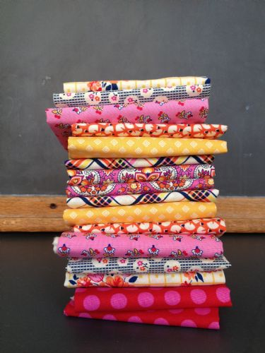 Picadilly fat quarters