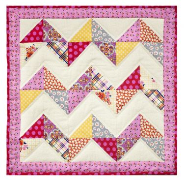 Picadilly mini quilt project at Joann Stores!