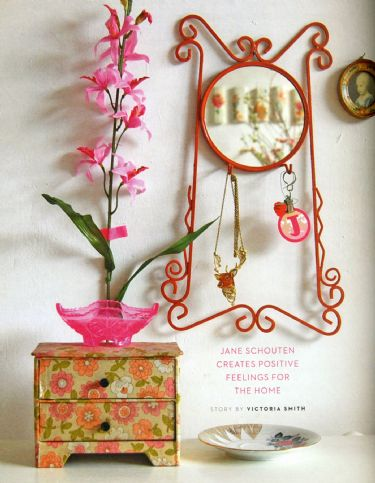 Picadilly color inspiration from Uppercase Magazine