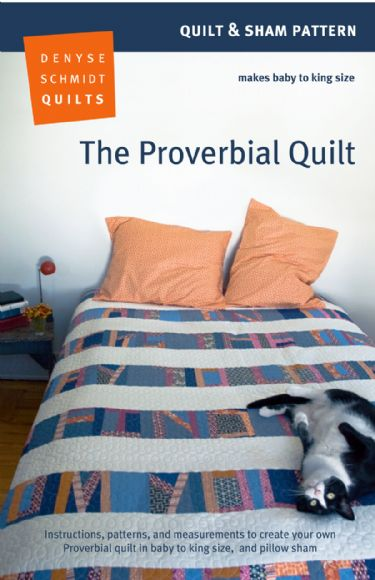The Proverbial Quilt  Packaging