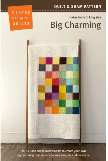 DS Modern Solids Fat Quarter Box Big Charming pattern