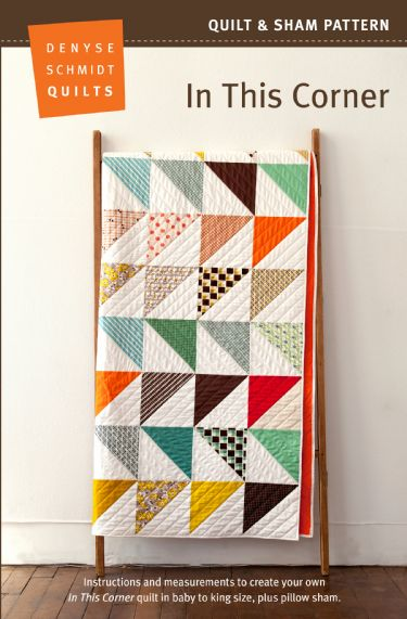 In This Corner – new! In This Corner quilt