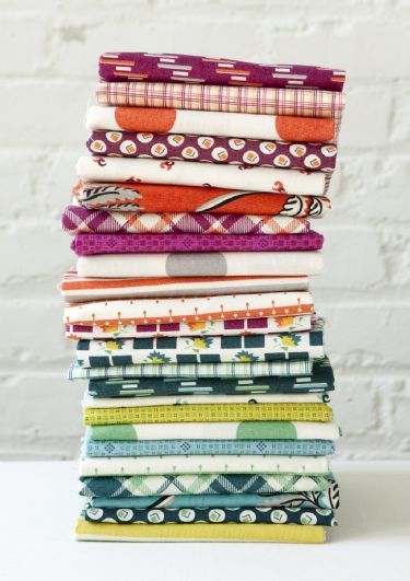 Franklin  fat quarter stack