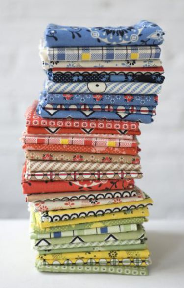 Stonington fat quarter bundle