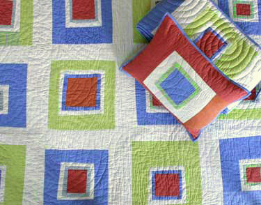 Pretty Square Multi Detail
