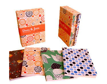 Dots & Jots Mini Journal Set