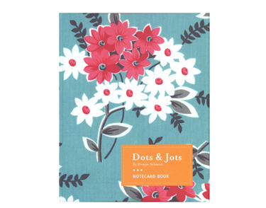 Dots & Jots Notecard Book Packaging