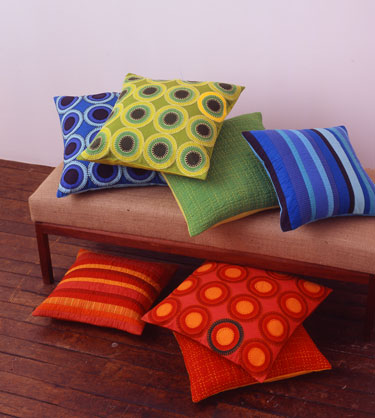 DS Accent Pillow Collection